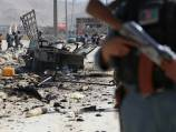 Insurgents attack near Kabul airport